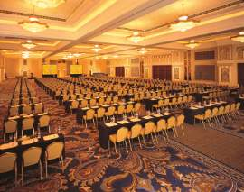 Sala de conferencias del Madinat Jumeirah Beach Resort & Spa.