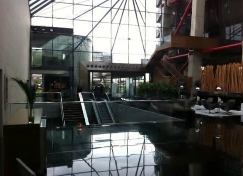 Hotel Esperia BCN, lugar del evento II.