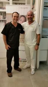Dr. Francisco Socías y Dr. Leandro Fernández.