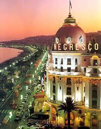 Le Negresco Hotel, Niza.