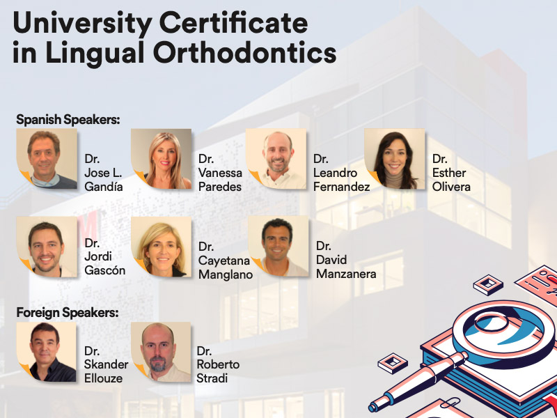 University Certificate in Lingual Orthodontics 2020